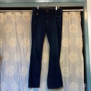 Old Navy bootcut long jeans